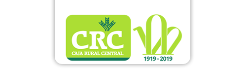 Centenario Caja Rural Central Logo