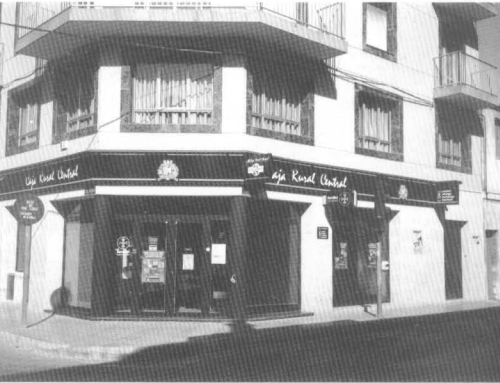 ¿Sabías que en julio de 1936 las oficinas de nuestra entidad fueron incendiadas?
