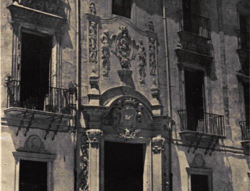 ¿Sabías que en el año 1921 la Federación de Sindicatos Agrícolas (hoy CRC), cedió gran parte de su edificio social para la instalación de un Hospital de Sangre?